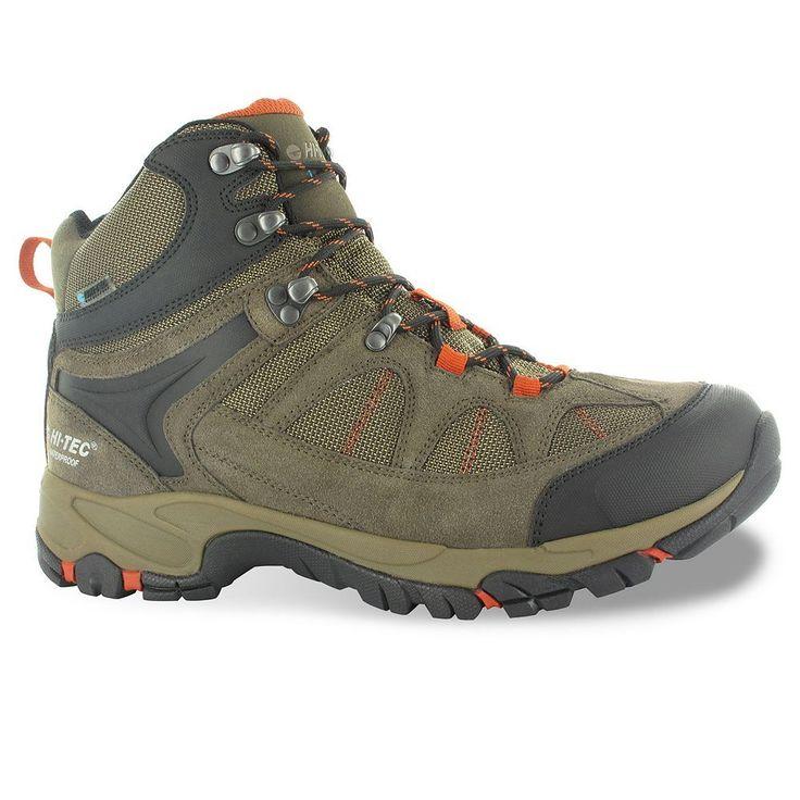 Hi-Tec Altitude Lite I Men's Waterproof Hiking Boots, Size: medium (11.5), Brown