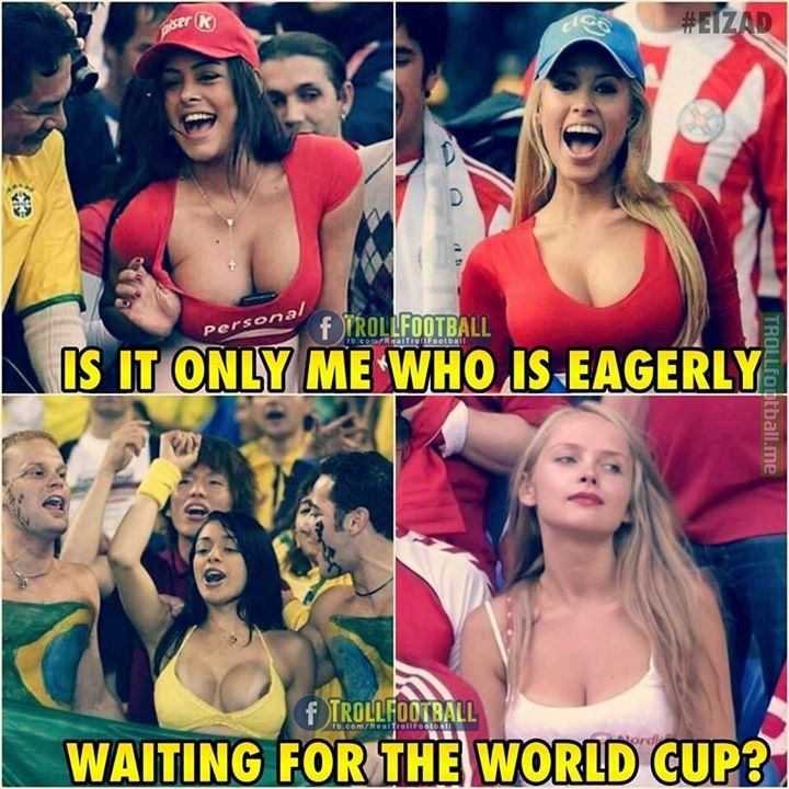 Can't wait anymore xD By Troll Football Generation 👍