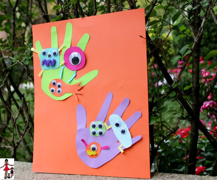 Icky Germs Craft For Kids                                                                                                                                                                                 More