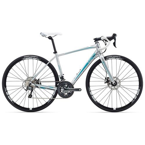 Liv Giant Road Bike 2016 | Giant Liv Avail 2 Disc 2016 Womens Road Bike Silver £649.99