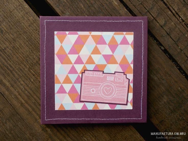 manufaktura koloru - handmade accessories: # 209 - leporello