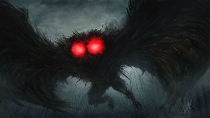 Mothman Of Point Pleasant,