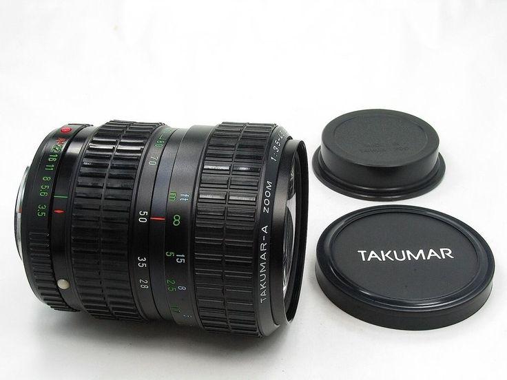 843* Pentax Takumar-A 28-80mm f/3.4-4.5 Lens | eBay