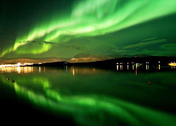 #19 - 25 Interesting Facts About Northern Lights You Should Know before you see them. - Auroras tend to be more frequent and spectacular during high solar sunspot activity, which cycles over approximately eleven years. The last climax was in 2013.