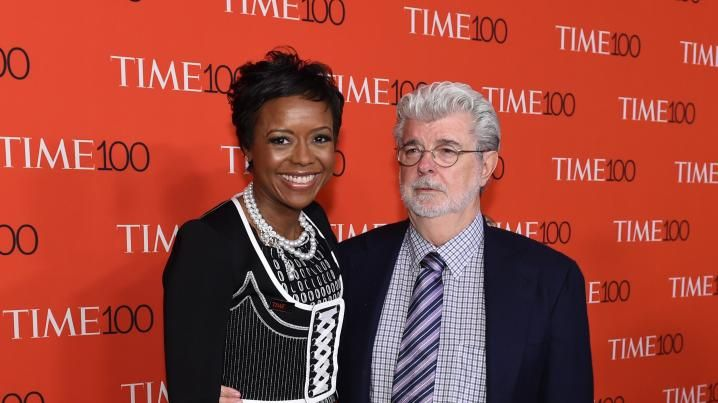George Lucas is shelling out millions to make sure the University of Southern California's film school has a commitment to diversity. The Star Wars creator's family foundation is donating $10 million, the largest donation the School of Cinematic Arts has received, so that the USC film school can recruit and...