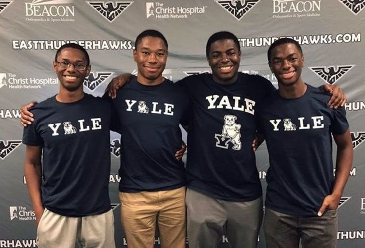 These Quadruplets Are All Going to Yale Together