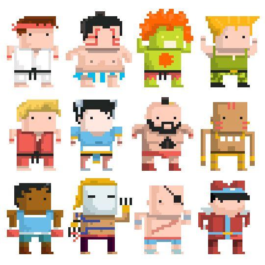 Character Design Pixel Art : Best pixel art images on pinterest game playroom