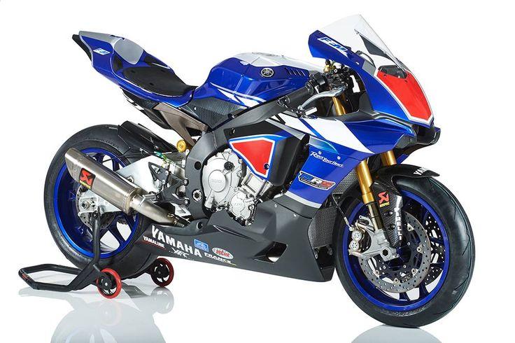 2015 Yamaha R1 Factory Racing