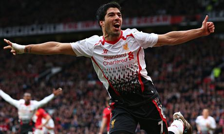 Luis Suárez: Premier League charge has even surprised Liverpool players