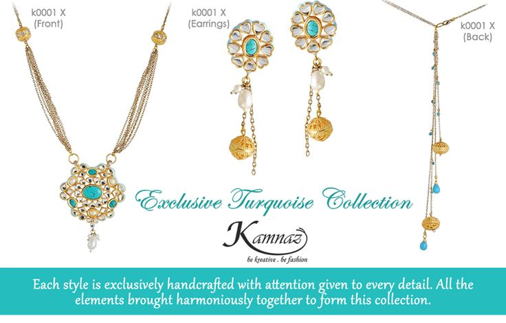 #KamnazJewellery Each style is exclusively handcrafted with attention given to every detail. All the elements brought harmoniously together to form this collection. #jewelry #jewellery #jewellerylovers #jewellerytrends #designerjewellery #indianjewellery #indianjewelry #traditionaljewellery #jewelryforwomen #jewellerytrends