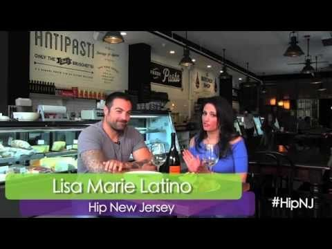 Hip New Jersey: Carrino Provisions with HGTV's Anthony Carrino - YouTube