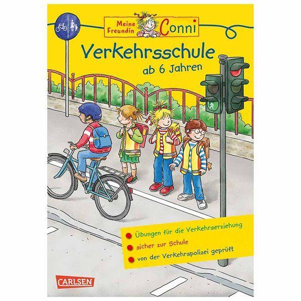 Conni Verkehrsschule Block Ab 6 Jahre Verkehrserziehung Bucher Fur Babys Conni