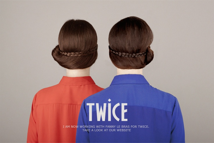 TWICE - Fanny Le Bras & Clementine Berry