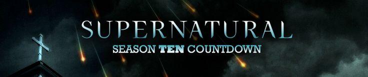 Supernatural Countdown - Season Ten Premiere ... 146 Day(s) / 20 Hour(s) / 9 Minute(s) Left...