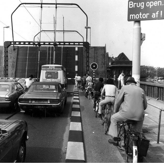 Mathenesserbrug 1981