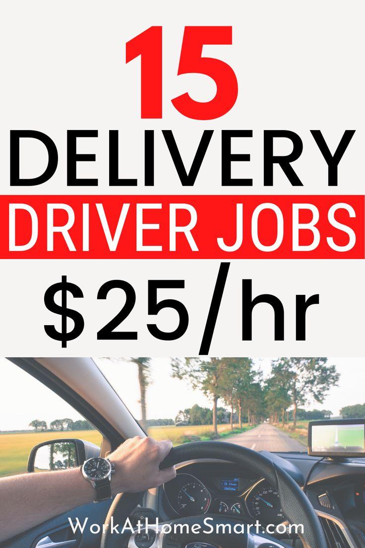 15 Best Delivery App Jobs Hiring In 2020 in 2020 Online