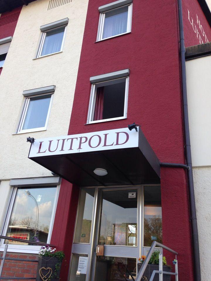 Hotel - Pension Luitpold in Landshut, Bayern