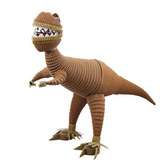 Dinosaur Toys For Boys : Dinosaur toys for boys t rex light brown