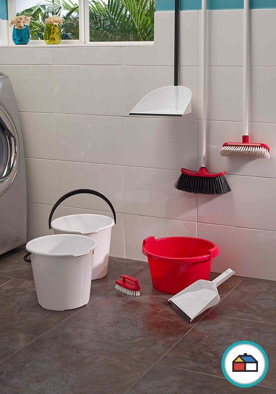 Artículos para el aseo de tu hogar