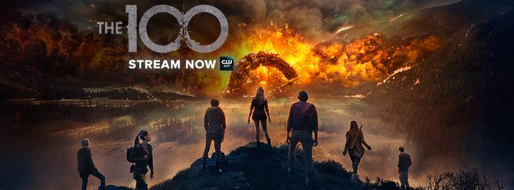 THE 100 Stream Now
