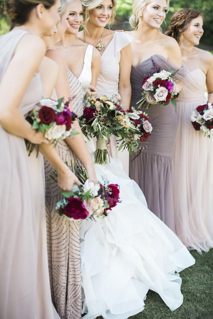 17 Best ideas about Neutral Bridesmaid Dresses on ...