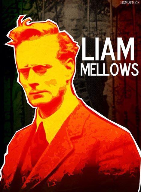 """ The Irish Republic is the People's Republic ""  Liam Mellows"