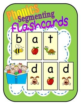 how to teach three letter words with phonics
