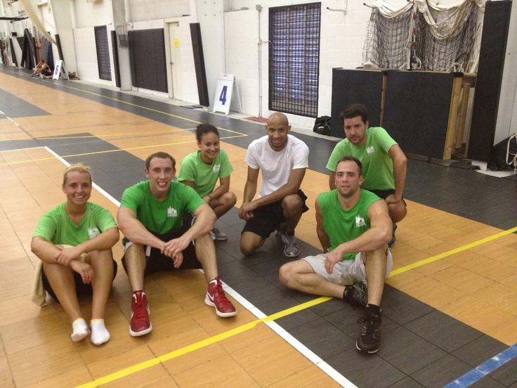 Corporate Challenge 2012-Basketball