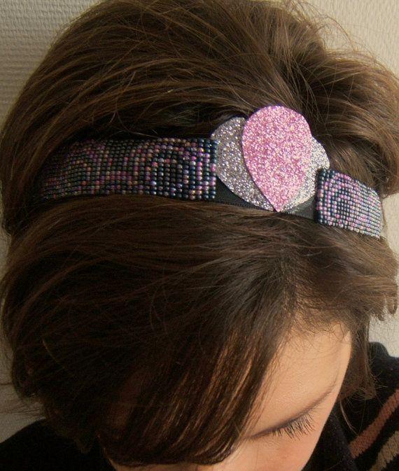Bijou de tête Bandeau Cheveux  Serre Tête par EmmashopCreations
