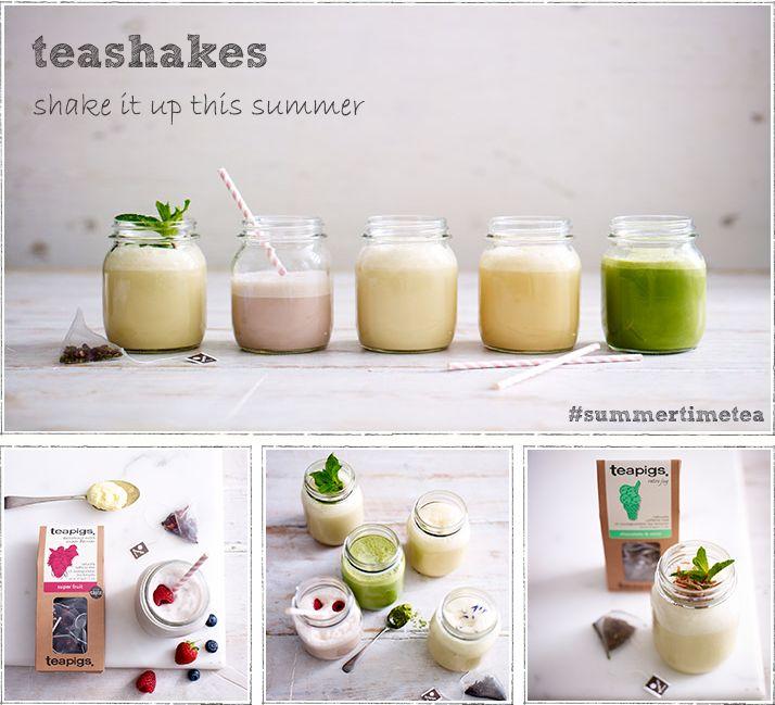 try a teashake this summer! https://www.teapigs.co.uk/articles/teashakes.htm