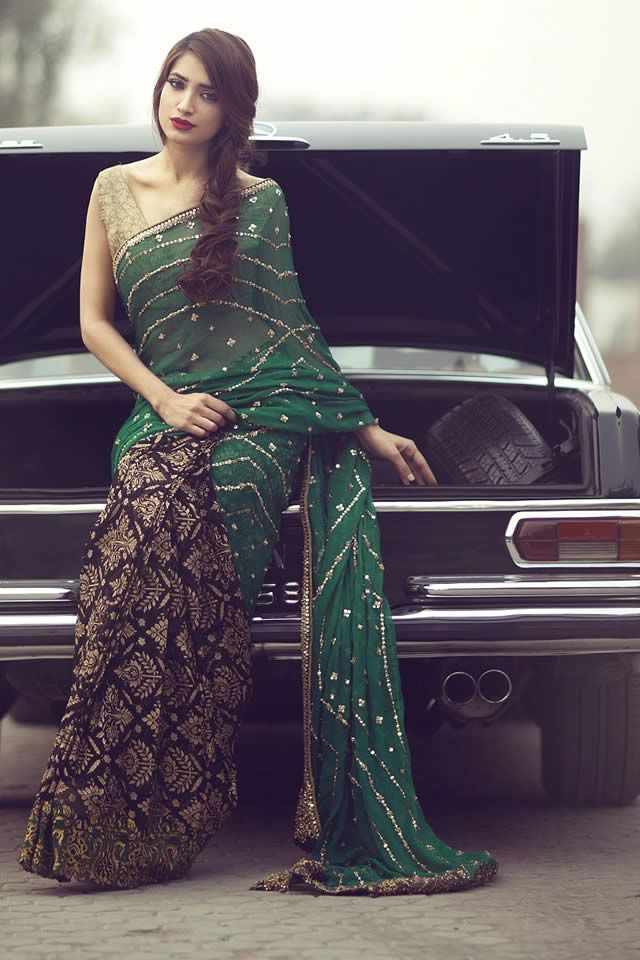 Saira Rizwan New Bridal Collection 2015