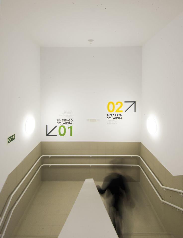 Gallery of Mariturri School / A54 arquitectos - 16