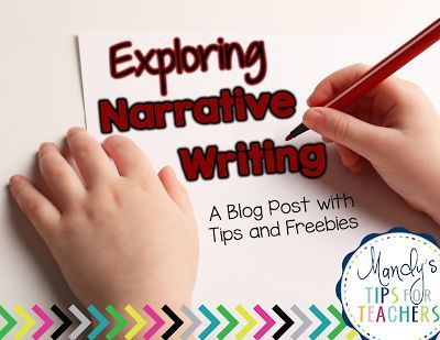 Beginning Narrative Writing