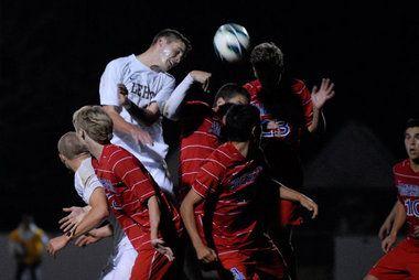 Lehigh men's soccer begins Patriot League play against American University
