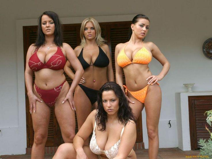 Bea Flora, Ines Cudna, Ewa Stonne and Aneta Buena