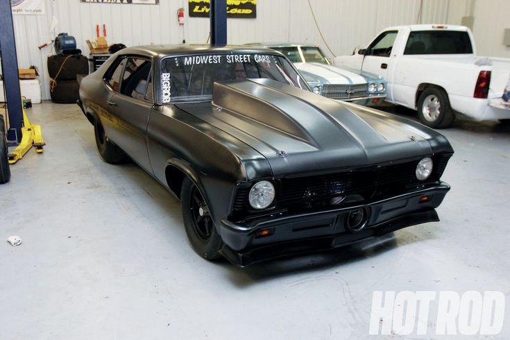 Chevrolet Murder Nova Street Outlaws