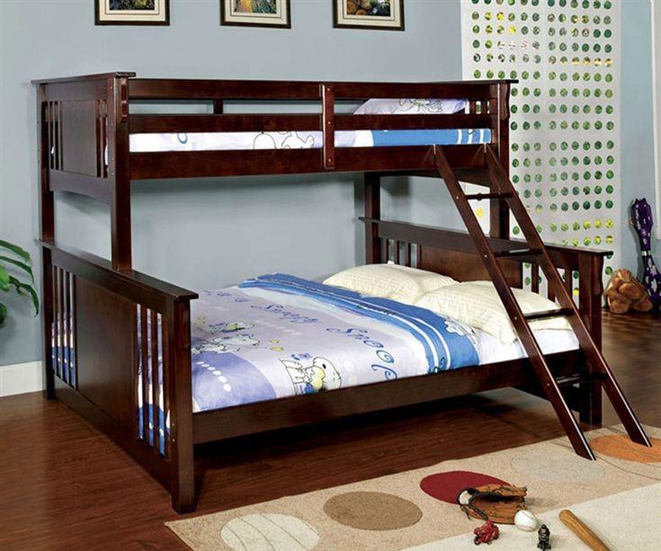 best 25 queen size bunk beds ideas on pinterest bed. Black Bedroom Furniture Sets. Home Design Ideas