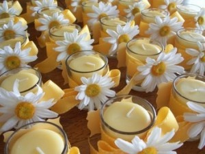 Cute DIY party favors.. but def not in this color!