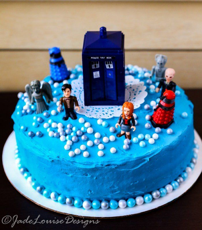 Best 20+ Dr Who Cake ideas on Pinterest Doctor who cakes ...
