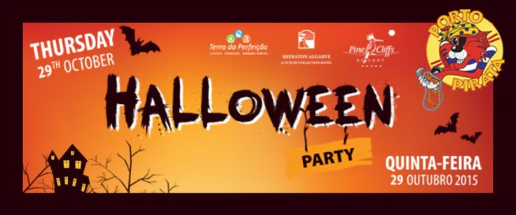 Sheraton Algarve Hotel & Pine Cliffs Resort Comemora o Halloween - 29/10/2016