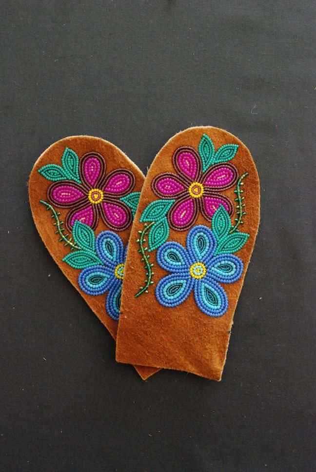 285 Best Images About Athabascan Beadwork On Pinterest