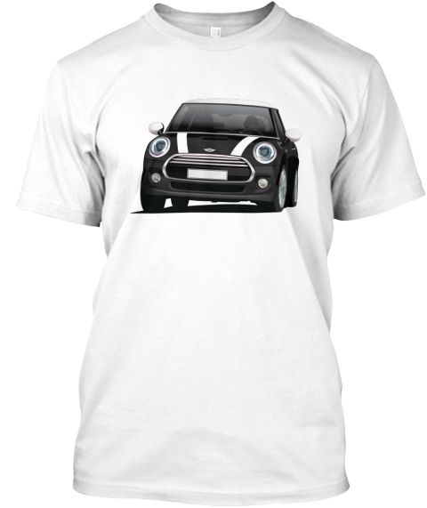 MINI Cooper S t-shirt  #tshirt #tshirts #automobile #cars #carillustration #hothatch #british #britishcars #mini #minihatch #minicooper #coopers #minicoopers #shirt