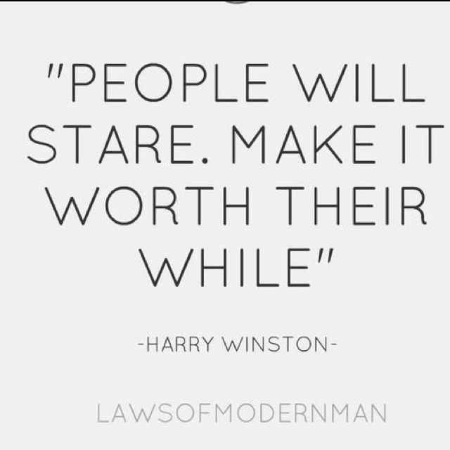 Ahha: Harrywinston, Inspiration, Harry Winston, Quote, Truths, Things, Living, Worth It, People