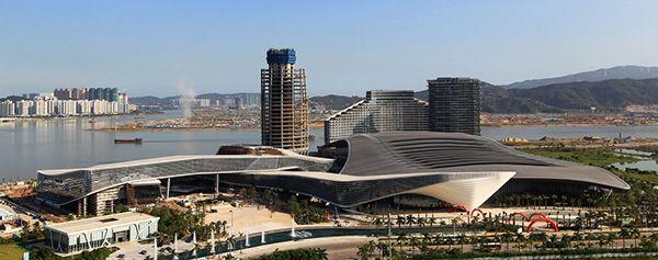 SHIZIMEN CENTRAL BUSINESS DISTRICT ZHUHAI, CHINA on Behance