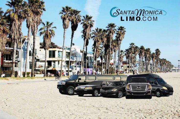 Santa Monica Limo Service Santa Monica limousine service Santa Monica to LAX limo service