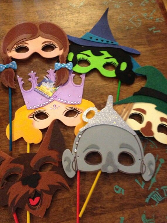 Masks so cute!!