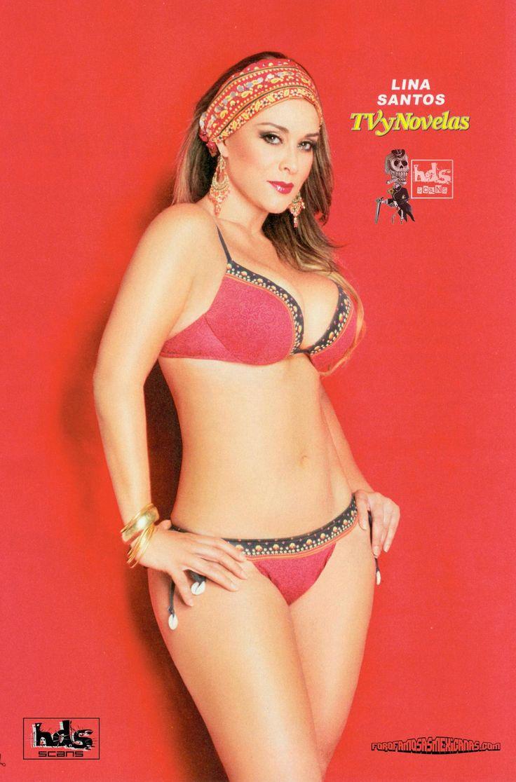 Lina santos topless