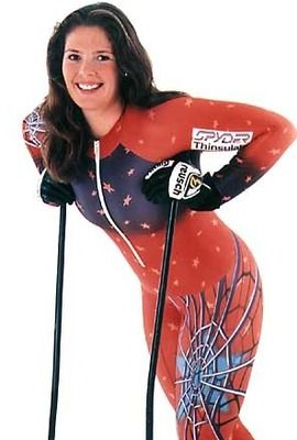 Picabo Street 1994 Olympics - Lillihammer