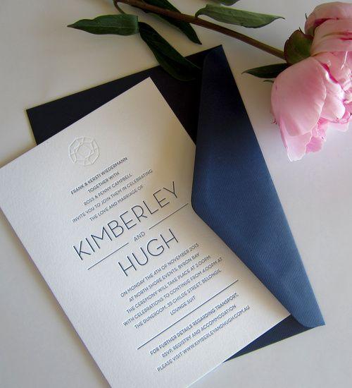 Empress Letterpress - Wedding Invitations & Stationery www.empressletterpress.com.au built using http://format.com