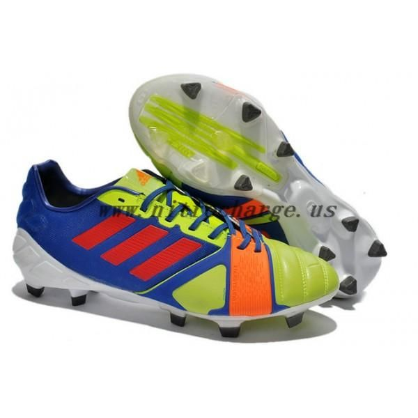 Mens Adidas Football Football Boots Boots Nitro 3 Sg All Mens Black Yellow